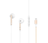 In-ear Lightning Audio Earphone Metal Wired Headset Microphone For iPhone Android High Fidelity-sale of low-price goods