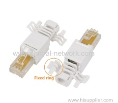 RJ45 CAT.5E 8P8C UTP TOOLLESS PLUG