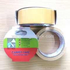 34mmx10M Double Sided Cotton Tape Brown