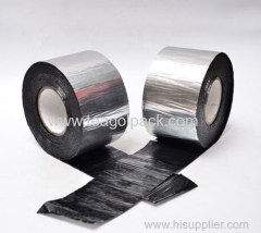 10cmx10M Aluminium Bitumen/Asphalt Waterproof Flash Tape Self Adhesive