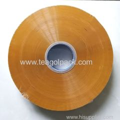45micX48mmX2000M Jumbo BOPP Packing Tape Brown