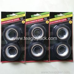 Electrical Tape Value Pack Black 2 Rolls PVC Insulation Tape Value Pack Black 2 Pack