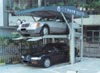 Double car parking system