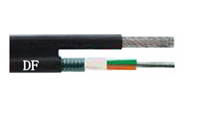 self-support fiber optic cable