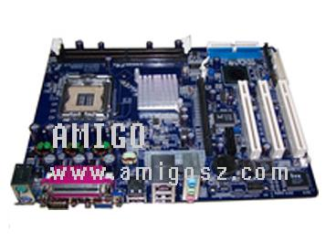Motherboard for VIA P4 M890
