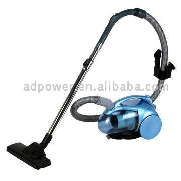 Non-Bag Cyclonic Canister Vacuum Cleaners