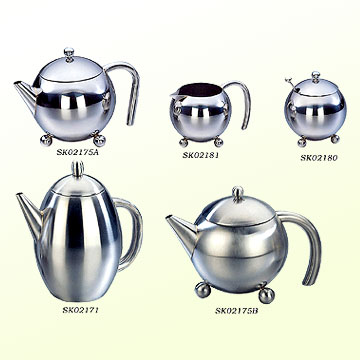 Kettle, Caddy & Cream - Milk Jug