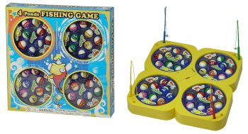 Fishing Game - 32 Pcs