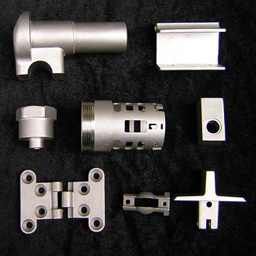 Sodium Silicate Processed Casting Parts