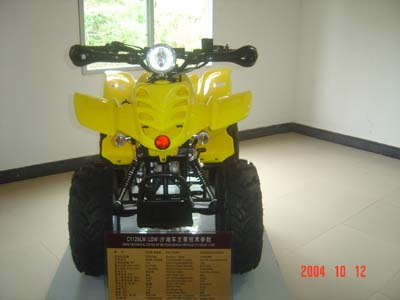 ATV 110cc Shaft Drive with EEC Certificates