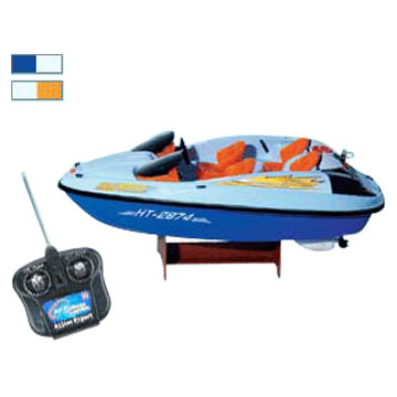 Radio Controlled Speed Boats