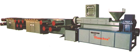 PP/PE Tape Line-Woven Bag Making Machine