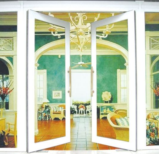 pvc door (casement door)