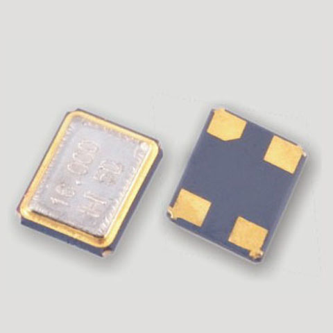 SMD Type Crystal Resonator