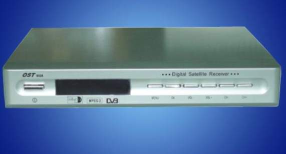 DVB-S / Satellite TV receiver / Model CoolSat-5000