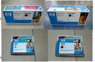 Compatible Toner Cartridge, Ink Cartridge For Hp, Canon Printers