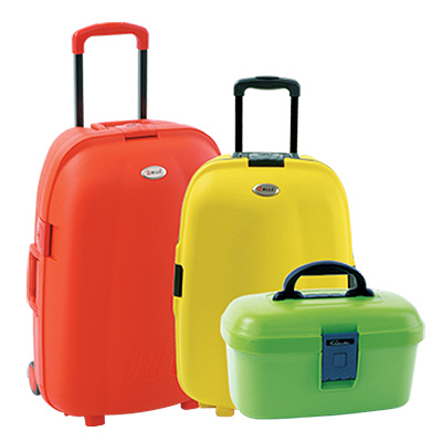 PP Injection Case, Luggage Set