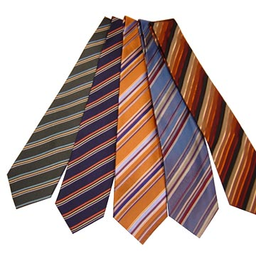 Men's 100% Silk Ties