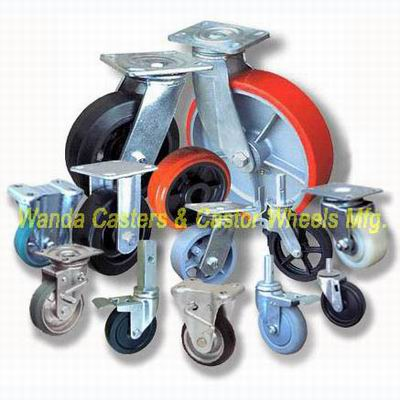 Caster Wheel - Swivel casters