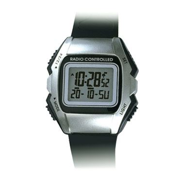 Universal Radio Controlled Watch