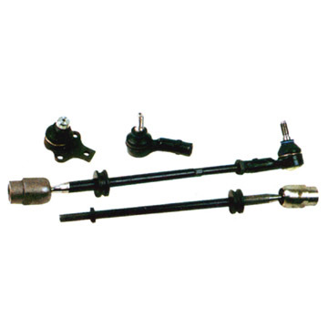 Ball Joints and Pull Rod Assemblies