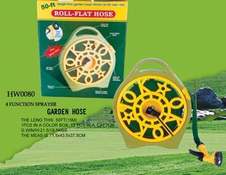 Roll-Flat Hose Sets