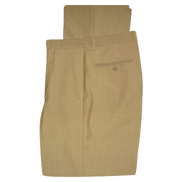 T-R Men's Trousers