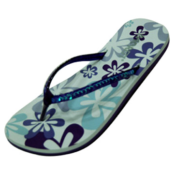 Ladies' Beach Slippers