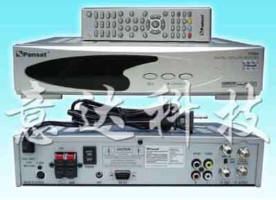 Digital Satellite Receiver Pansat2700a