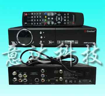 Digital Satellite Receiver Coolsat6000