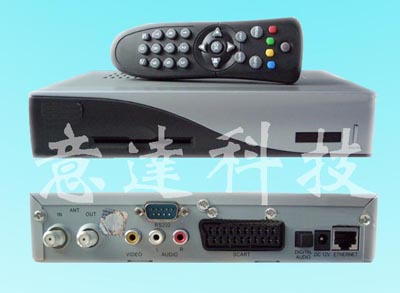 Digital Satellite Receiver Dreambox Dm 500