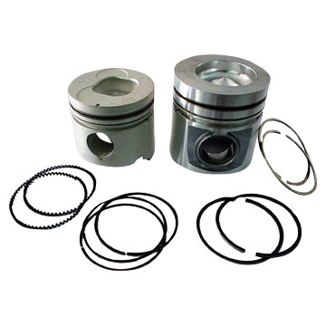 Piston, Piston Ring & Piston Pin