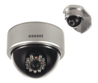 Vandal-proof IP Dome Camera