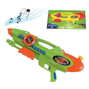 Air Pump Water Guns