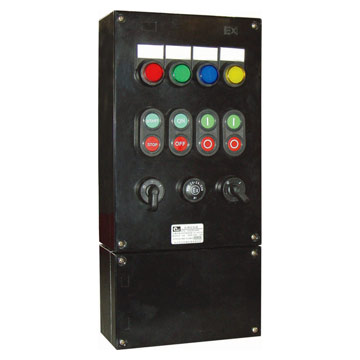-Proof Control Boxes