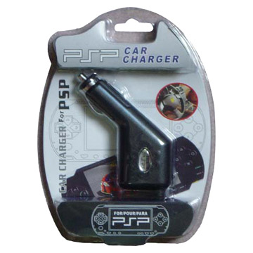 PSP Car Chargers