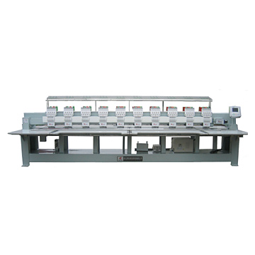 Flat Embroidery Machines