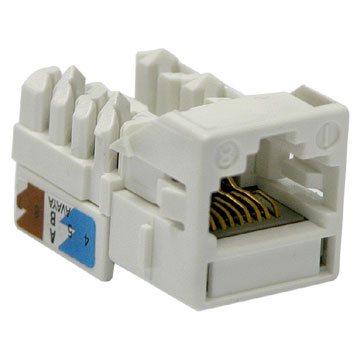 Cat6 Keystone Jack