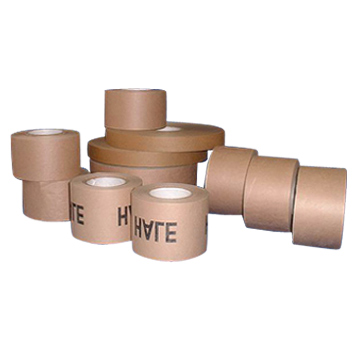 Water Based Adhesive Kraft Paper Tape