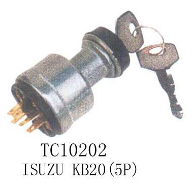 CAR Ignition Switch