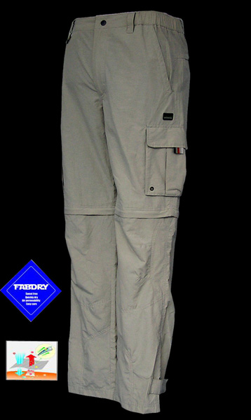 Quick Dry Trousers