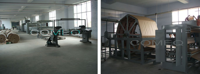 Honeycomb Paper Core & Board Making Machine