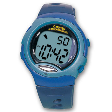 Digital Sports Watchs