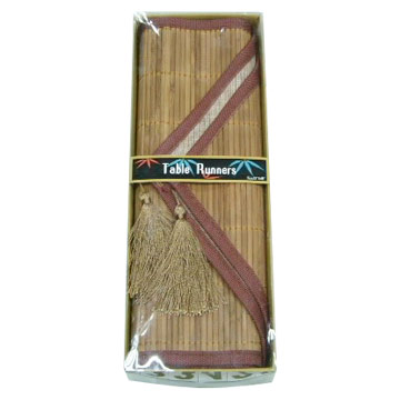 Bamboo Table Runners