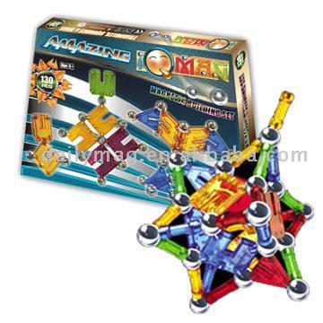 Magnetic amazing building toys