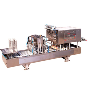 Series Automatic Filling & Sealing Machines