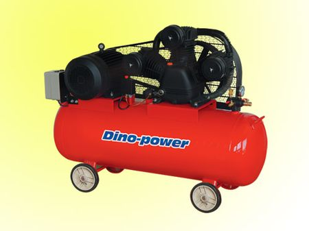 4hp belt-driven industrial air compressors