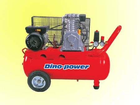 3HP Belt drive Air Compressor with 50L Tank