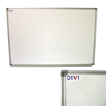 Aluminium Framed Magnetic Whiteboard ( Dry-wipe Board )