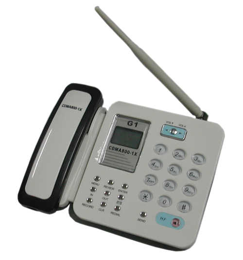 CDMA800 WLL CX3 Wireless Phone